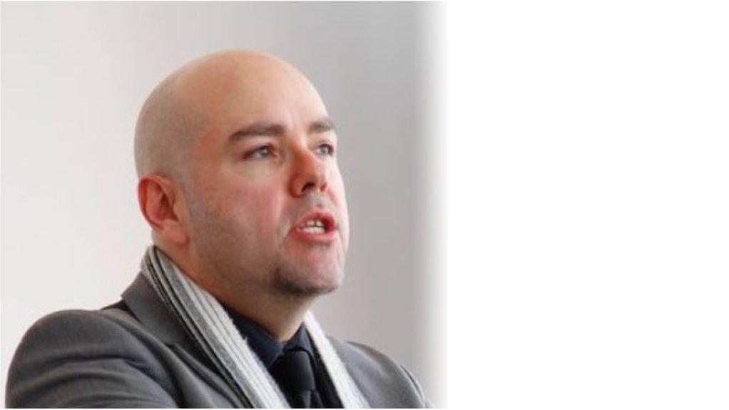 An image of adviser to Gauteng MEC for Economic Development Jak Koseff
