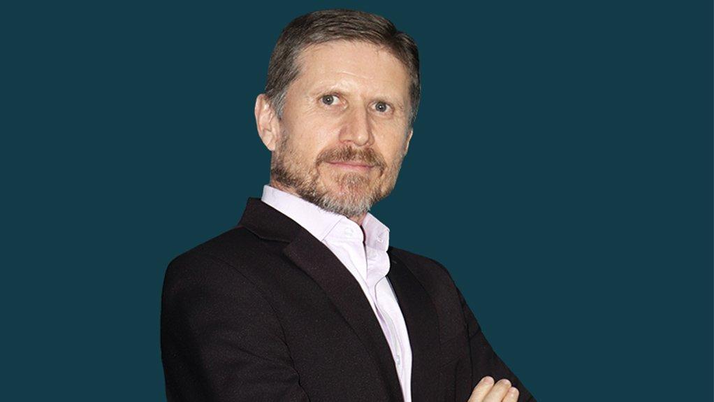 Regenesys chairperson Dr Marko Saravanja