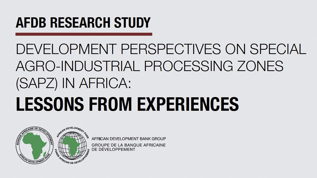 Development Perspectives on Special Agro-Industrial Processing Zones (SAPZ) in Africa: Lessons from experiences