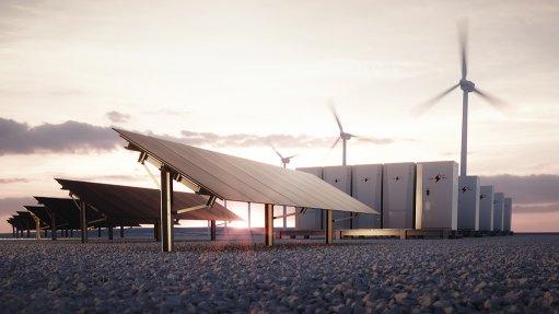 Oya hybrid energy project, South Africa