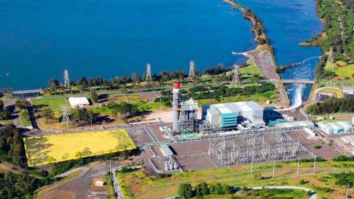Tallawara B power station project, Australia
