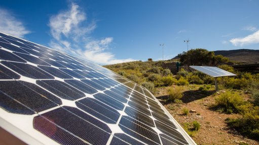 Cuamba solar photovoltaic plant and energy storage system, Mozambique