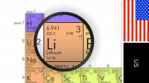 Carolina lithium project, US