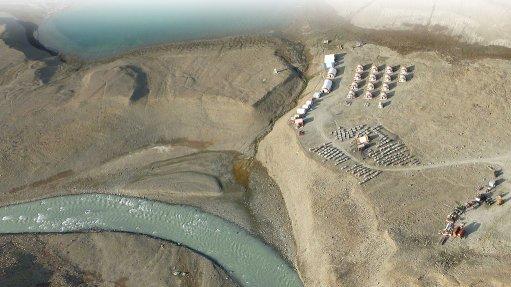 Citronen lead/zinc project, Greenland