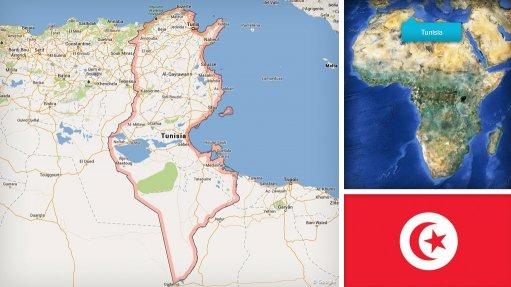 Sfax sea water desalination plant, Tunisia
