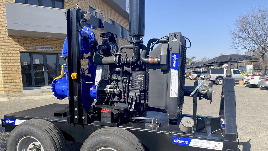 Integrated Pump Rental offers a customer in the petrochem sector a cost efficient solution by replacing the wet-end of a trailer mounted pump with a Sykes CP205i with a 355 impeller