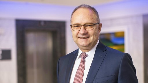 Anglo on trajectory towards becoming minerals solutions provider