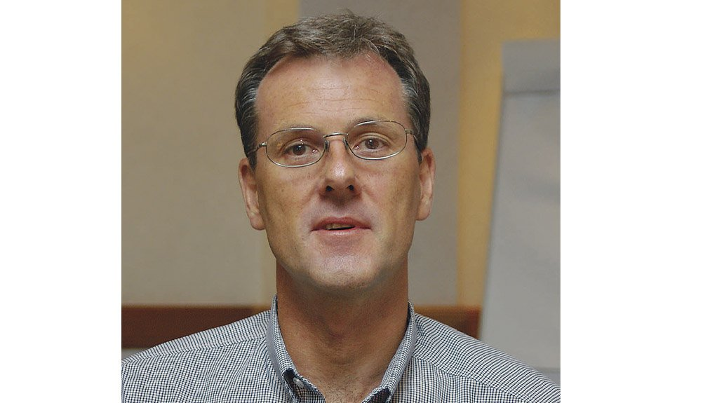An image of Doug Hunter, manager of customer and ecosystem enablement at Syspro.
