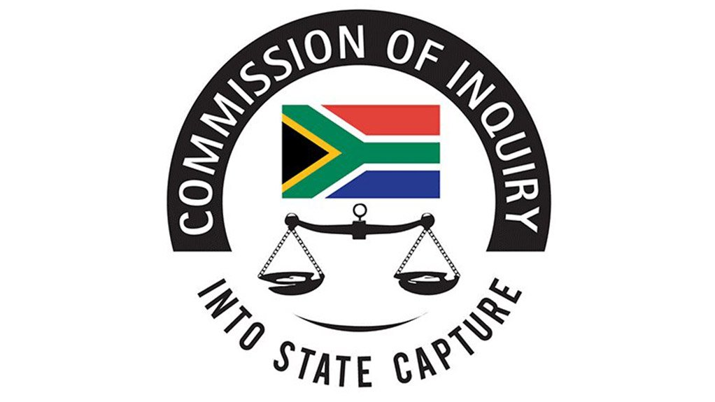 Commission of Inquiry into State Capture logo