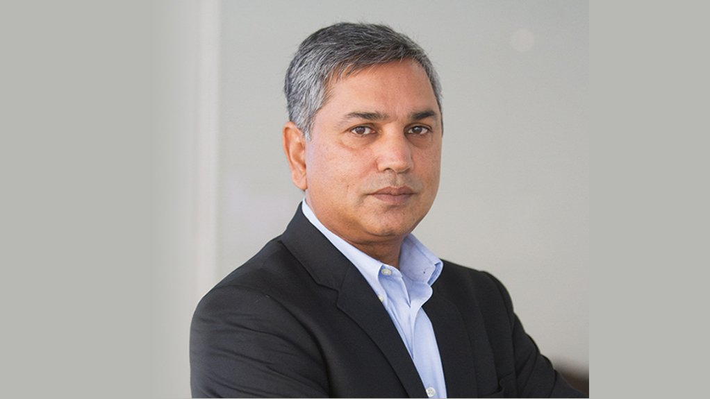 An image of Isondo founder and CEO Vinay Somera