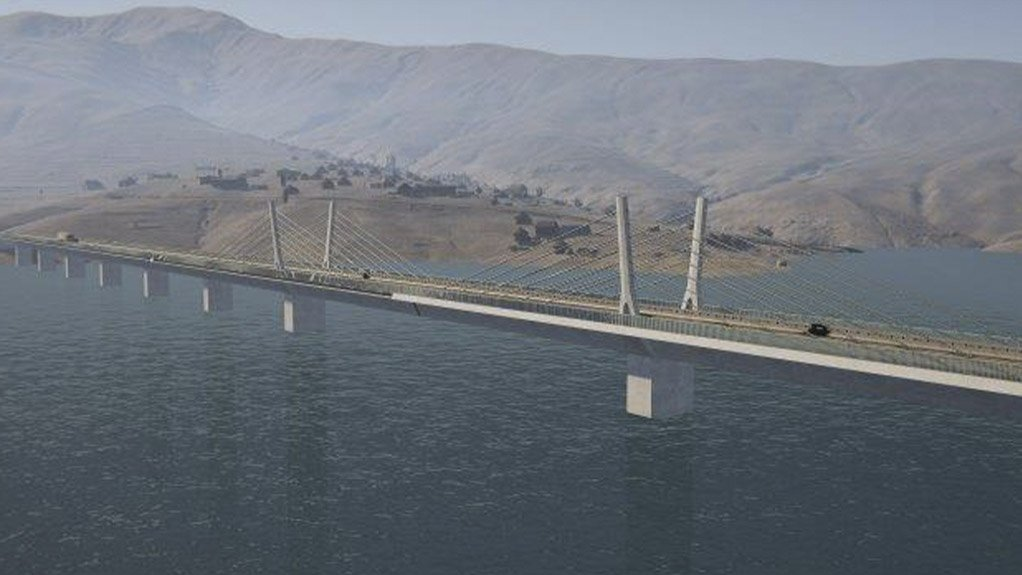 Zutari provides design and site supervision services for three major bridges in LHWP Phase II