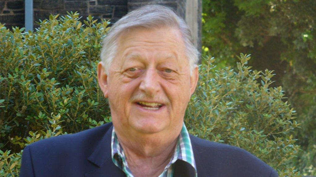 An image of independent precious metal consultant Dr David Davis