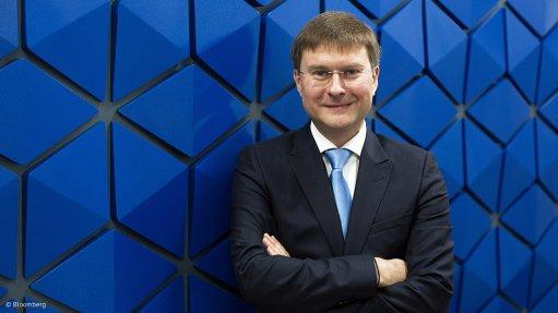 Alrosa CEO Sergey Ivanov