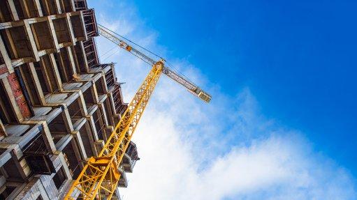 Image of construction crane