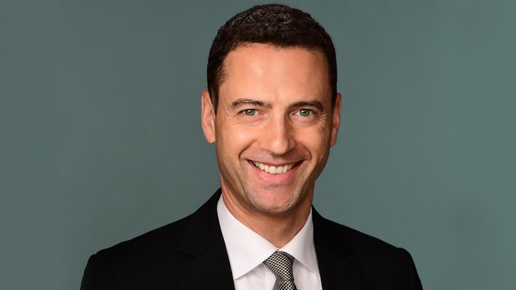 A picture of Gary Nagle, who has taken over from Ivan Glasenberg as CEO of Glencore.