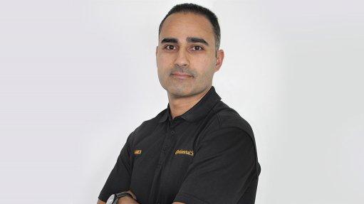 A photo of CTSA's Ahmed Boualam