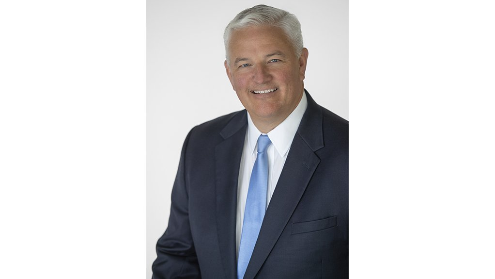 A photo of US National Mining Association president and CEO Rich Nolan