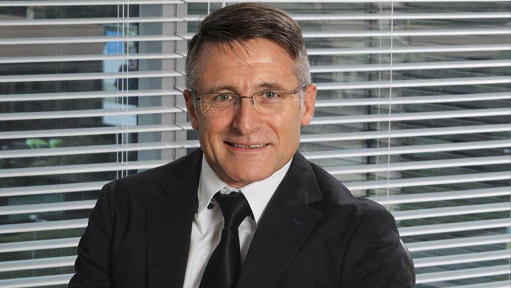 Picture of Glencore Alloys CEO for Merafe report