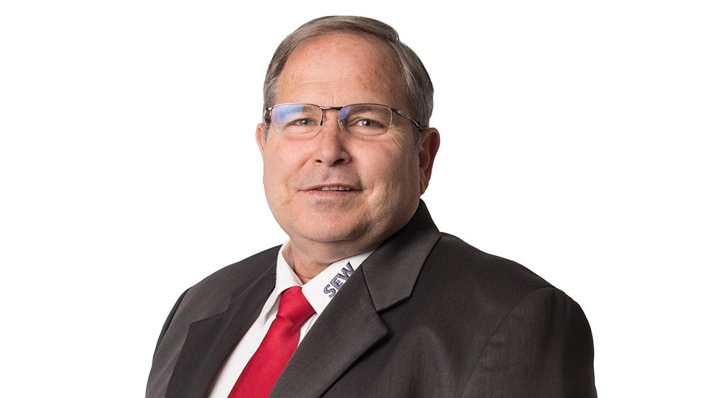 Image of Raymond Obermeyer, Managing Director at SEW-EURODRIVE South Africa