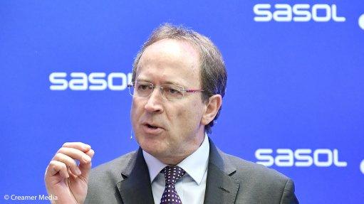 Photo of Sasol CEO Fleetwood Grobler
