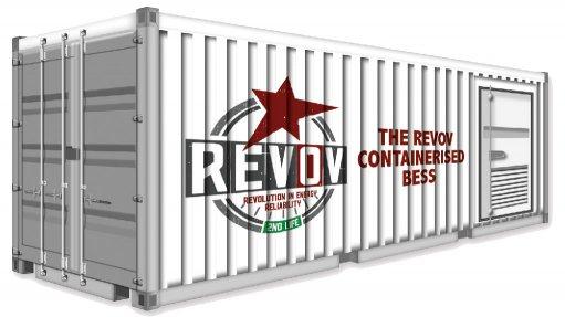 Logo of REVOV