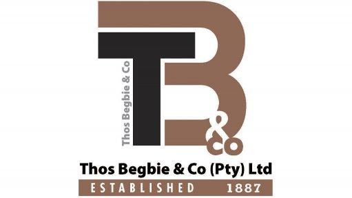 Thos Begbie Logo