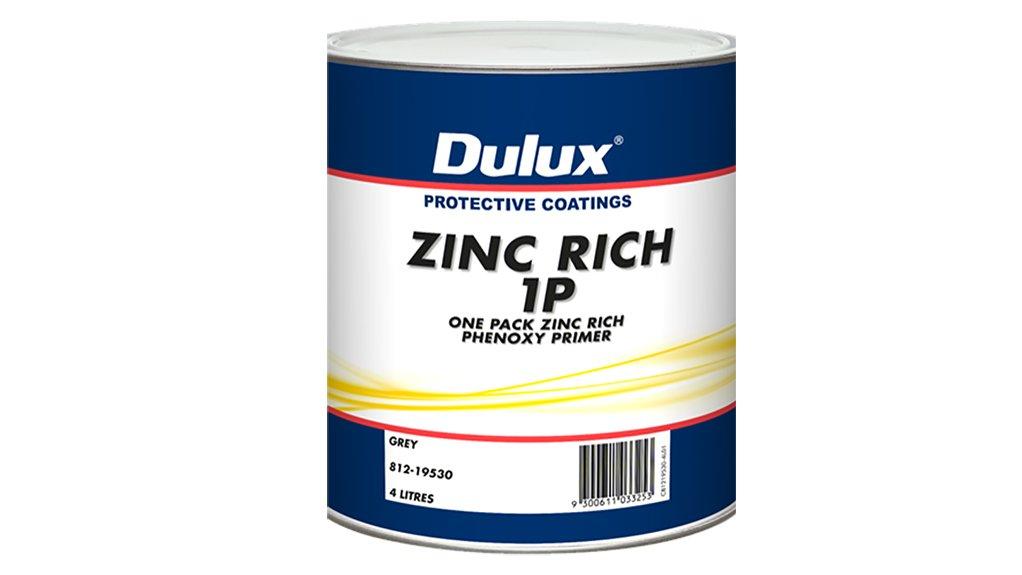 Zinc-rich paint