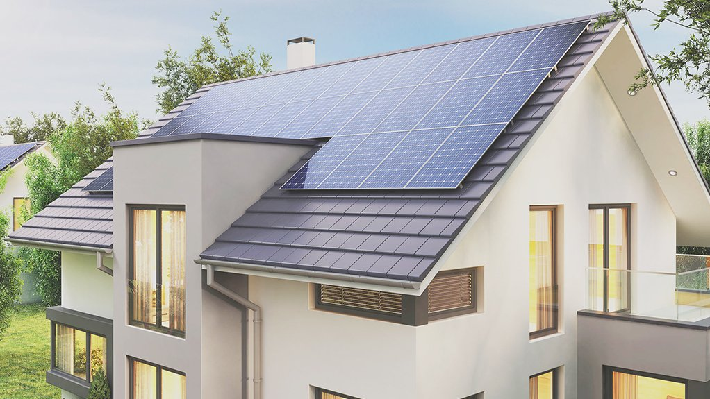 Image of a solar energy system roof mounting installed by Valsa Energy