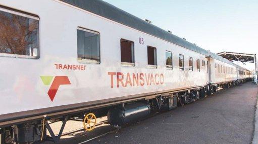 Pic/Image of Transnet's Vaccine Train - The Transvaco.