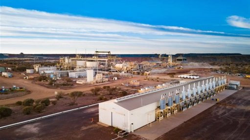 Aerial image of the Thunderbox Operations in Australia