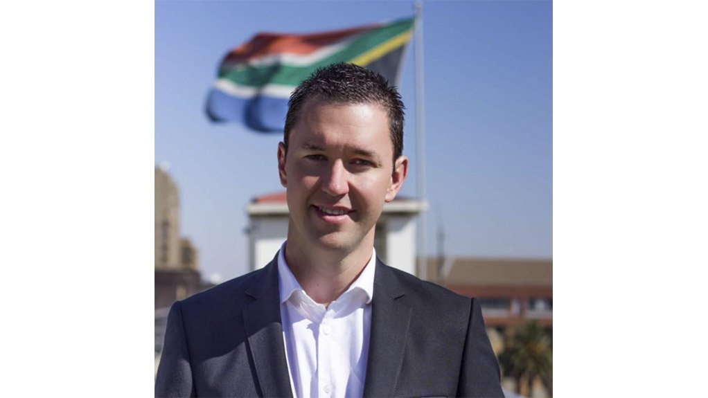 An image of David Coughlan, the Oilflow director