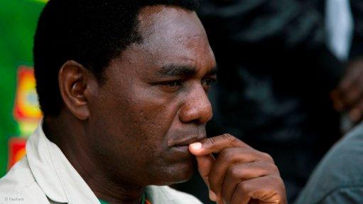 Photo of Zambia President-elect Hakainde Hichilema