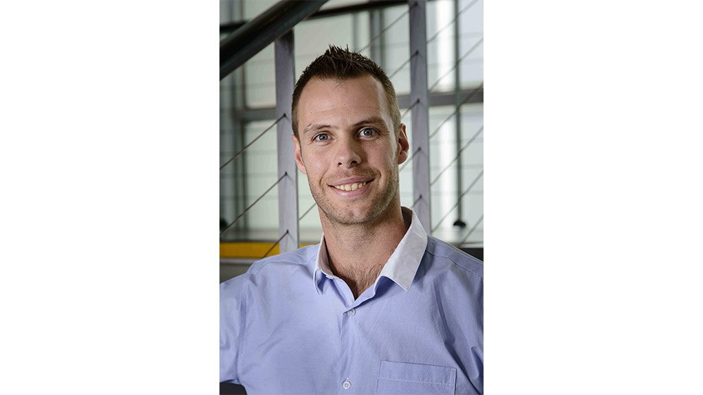 Marnus Koorts, Weir Minerals Africa's product manager for pumps