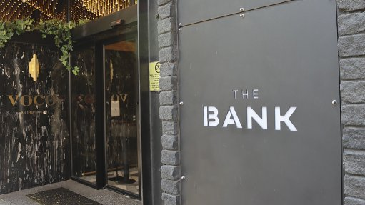 Image of The Bank