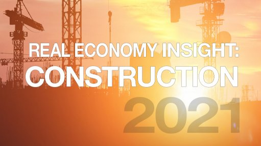 Real Economy Insight 2021 cover image for Construction
