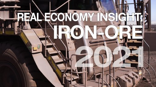 Real Economy Insight 2021 cover image for Iron-Ore
