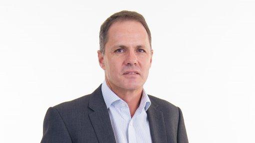 A photo of DRDGold CEO Niël Pretorius