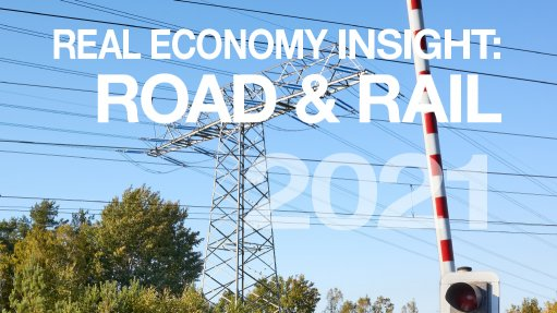 Real Economy Insight 2021 cover image for Road & Rail