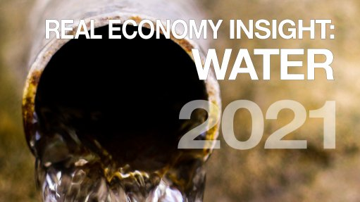 Real Economy Insight 2021 cover image for Water