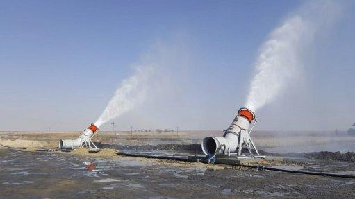 An image of Vansan's submersible pumps