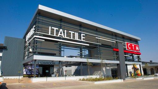 Italtile's Millennial-look CTM store format