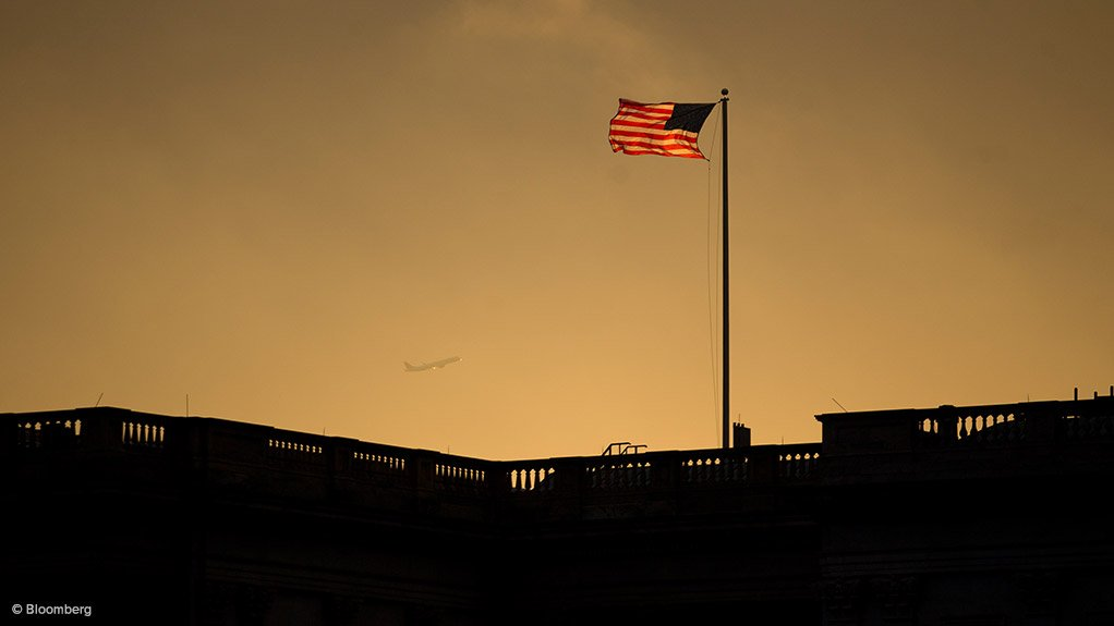 Image of the US flag