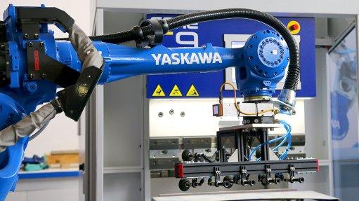 Image of a Yaskawa robot
