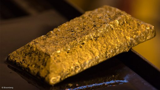Image of a gold bar