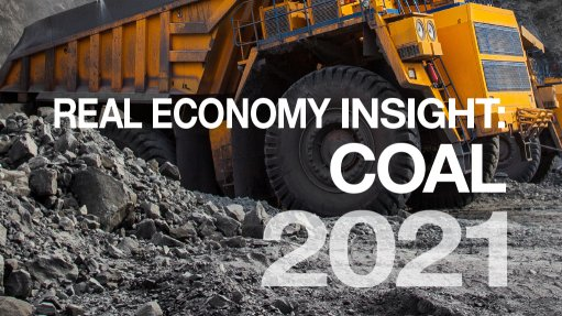 Real Economy Insight cover image for Coal