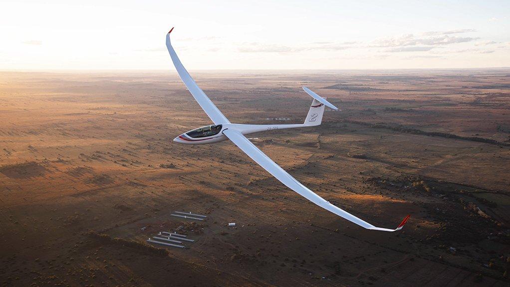 Image of a Jonker sailplane