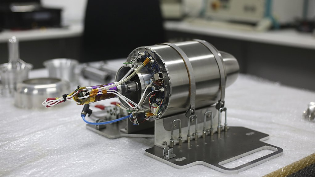 Image of Cape Aerospace Technologies components in a propulsion system