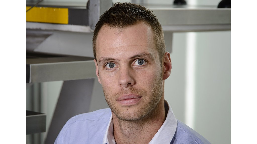 Image of Weir Minerals Africa pumps product manager Marnus Koorts