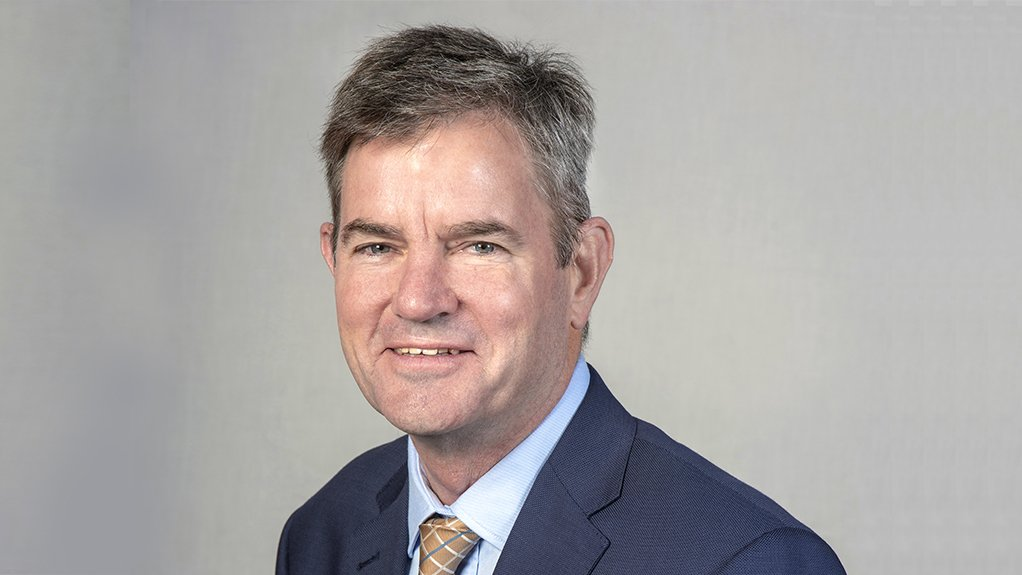 Image of Grindrod CEO Andrew Waller