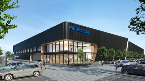 Pic/Image of Render of the Rubicon facility